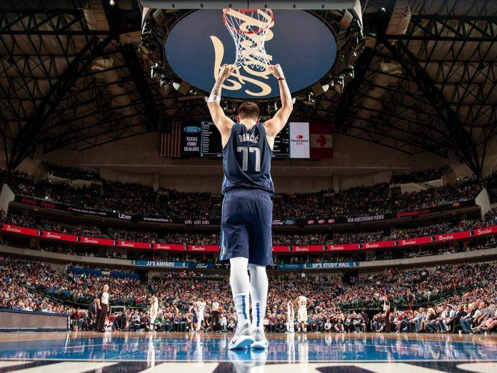 aea05e798be Luka Doncic on the way to a new NBA record - TalkBasket.net