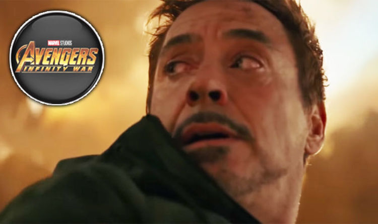 Avengers Infinity War Trailer Has Tony Stark Already Stopped Being
