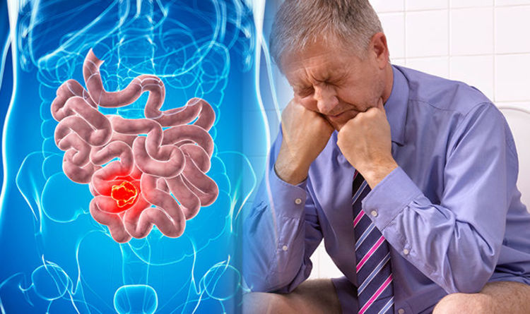 Bowel cancer symptoms and signs: Look for this colour blood in your