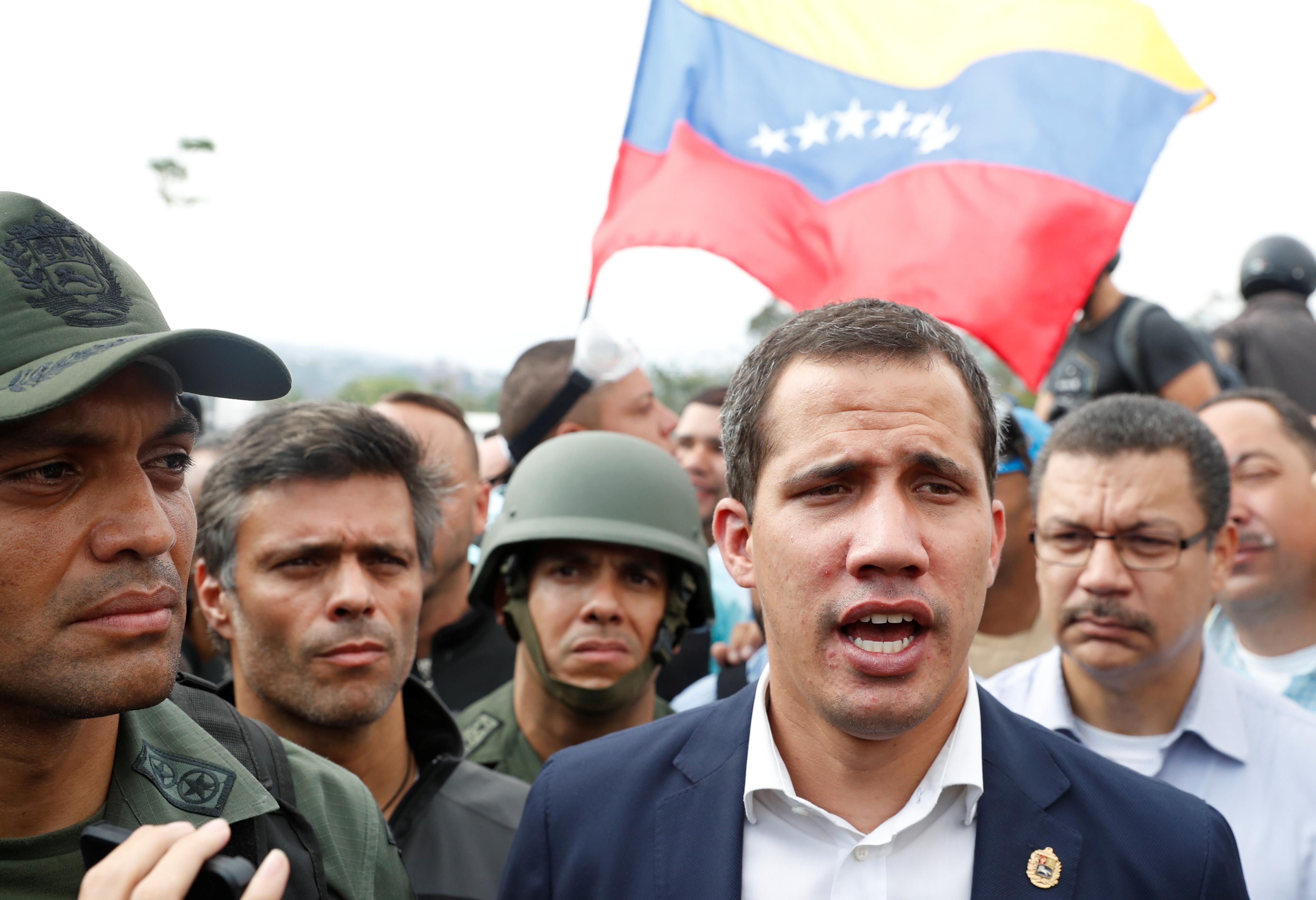 Impactante 98 De Venezolanos De Acuerdo Con El Movimiento De Este 30abr Twitterencuesta
