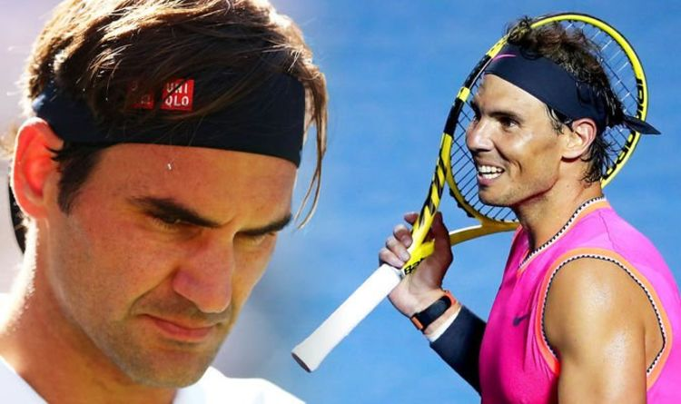 0757de0c6e10a Roger Federer and Rafael Nadal put rivalry aside at Indian Wells SECRET  meeting