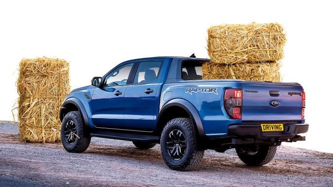 The Clarkson Review Ford Ranger Raptor The Sunday Times