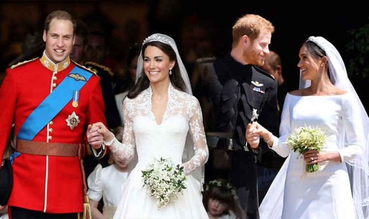 Royal DECADE: Europe's royal weddings held in the past 10 years ...