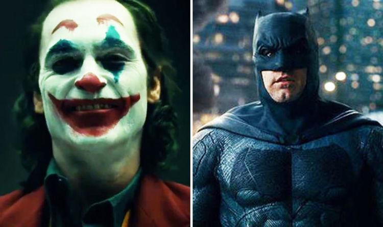 Batman Shock Joker Movie Casts Bruce Wayne Opposite Joaquin Phoenix