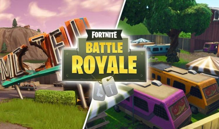 Fortnite Overtime Rv Park Motel And Creative Coins Challenge Guide