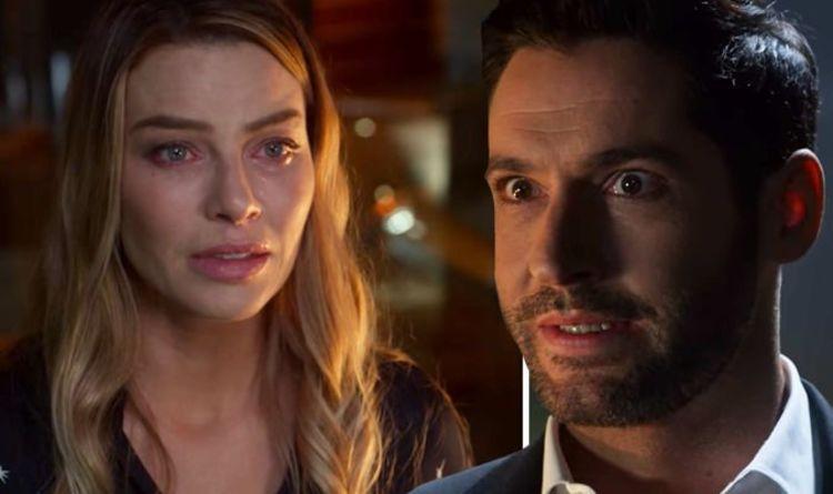 Lucifer Season 5 Spoilers Chloe Decker Devastated As Devil Returns To End Relationship Tv Radio Showbiz Tv Express Co Uk
