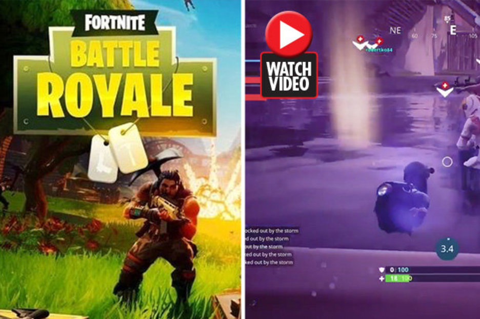 fortnite fans outraged at new 50vs50 mode after player gets 23 kills daily star - fortnite exploits ps4