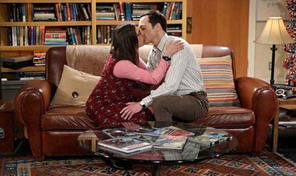Who is sheldon from big bang dating
