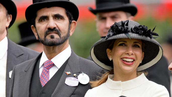 Sheikh's wife Princess Haya 'flees' to London home | News | The Times