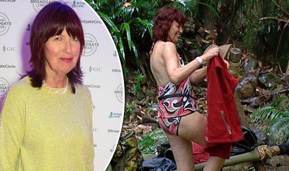 00da9a9022df0 GETTY • ITV. Janet Street-Porter has said women over 20 should not wear  bikinis
