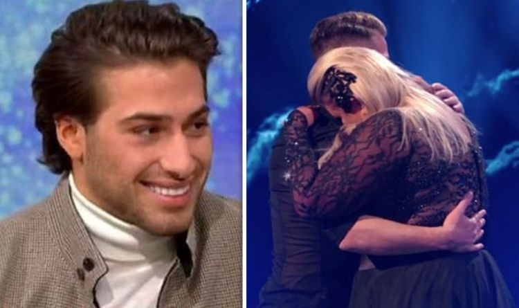 ab152f17c04c0 Dancing On Ice 2019  Is THIS why Gemma Collins suffered traumatic fall on  ITV show