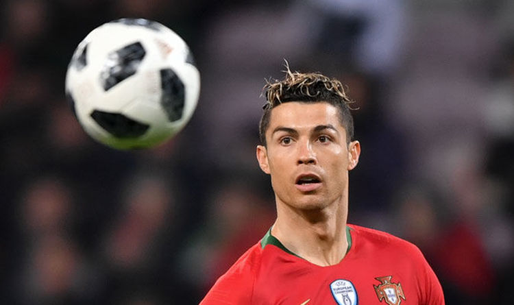 Image result for Jose Mourinho says Cristiano Ronaldo key to Portugal's World Cup chances