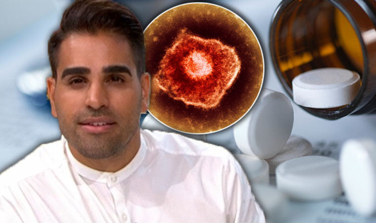 Shingles: Avoid ibuprofen for chicken pox rash symptoms - Dr Ranj