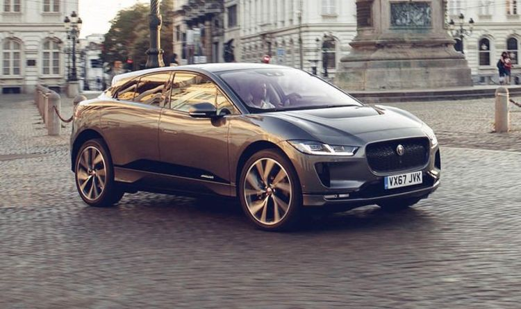 Jaguar I Pace Wins Three World Car Of The Year Awards Electric Car