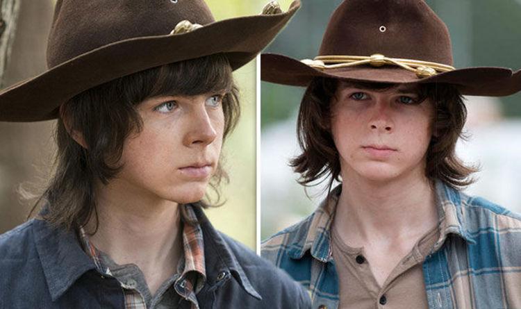 The Walking Dead Season 9 Spoilers Chandler Riggs Reveals Carl
