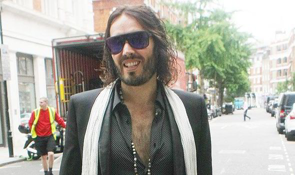 What does russell brand do