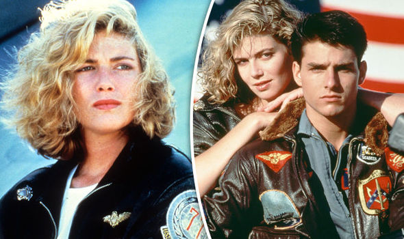 75b04516fc Tom Cruise s Top Gun love interest Kelly McGillis doesn t look like ...