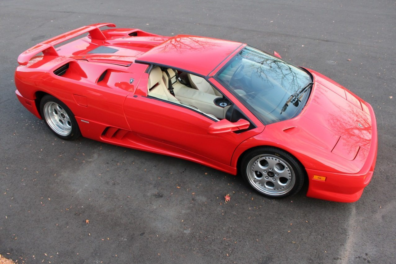 Lamborghini Diablo Specs Price Review And Photos