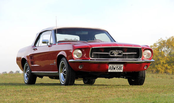 Old Mustangs For Sale >> Game Of Thrones Star S Classic Mustang Up For Sale Express