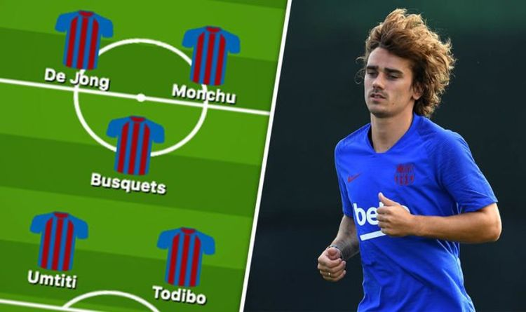 online store 6153f f6e07 Barcelona team news: Predicted 4-3-3 line up vs Chelsea ...
