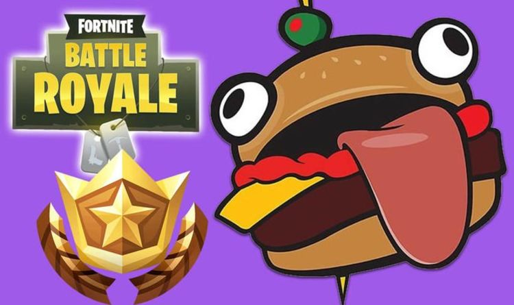 Drawing Fortnite Battle Royale Beef Boss Durrr Burger New