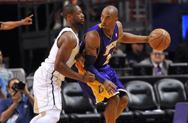 8e041aa102c Lakers News: Dwyane Wade Ranks Michael Jordan, Kobe Bryant Ahead Of ...
