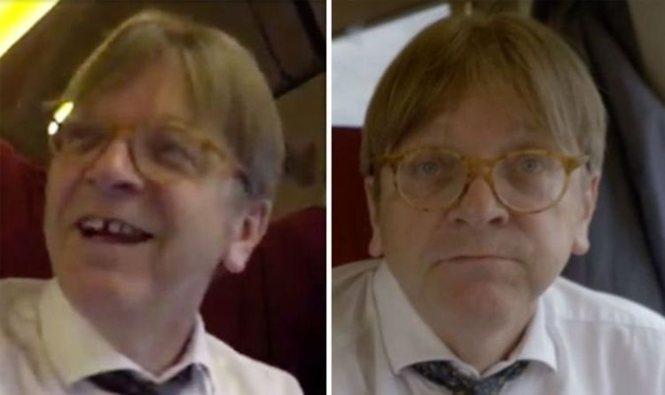 Brexit News Guy Verhofstadt Mocks Britain In Satirical Drafted