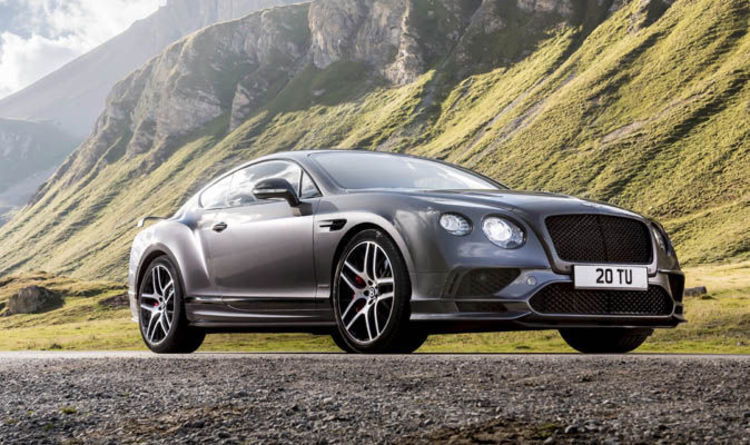 Bentley Continental Supersports 2017 Price Specs Pictures And