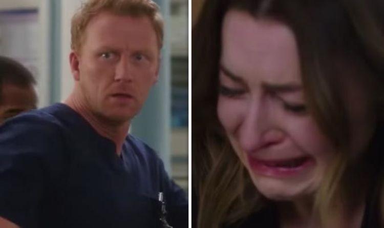 Greys Anatomy Season 15 Episode 14 Promo What Will Happen Next
