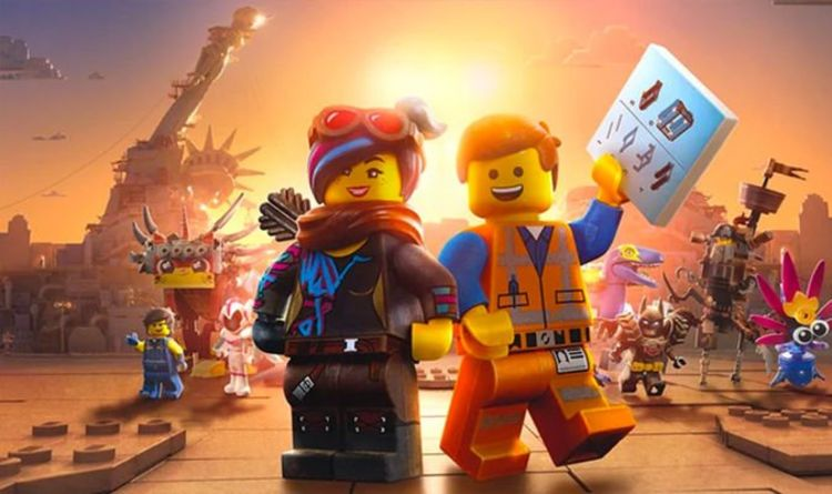 The Lego Movie 2 Age Rating How Old Do You Have To Be To Watch The