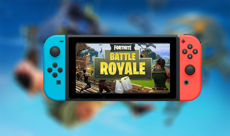 Nintendo Switch Online Update Great News For Fortnite Fans Gaming Entertainment Express Co Uk