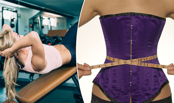 dd00ea3a3f1 Do YOU know the dangers of training in a corset