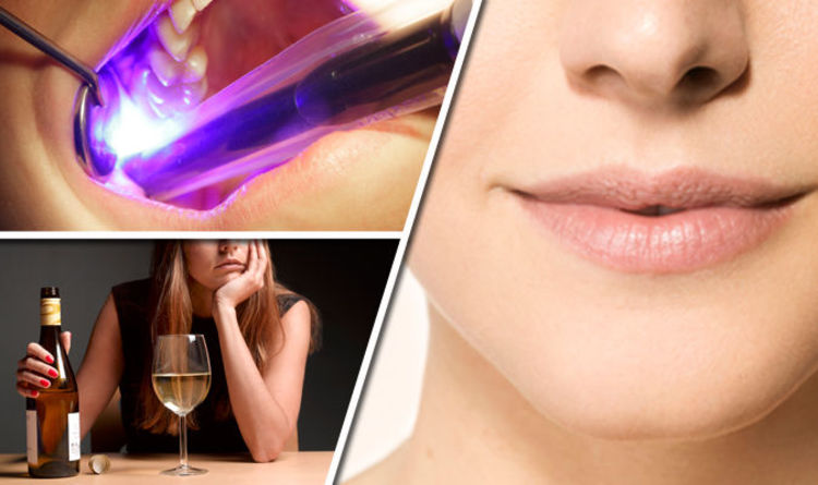 Mouth cancer symptoms revealed: Nine signs YOU could have the