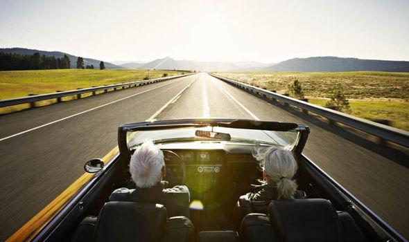 reasons why elderly should retake drivers test