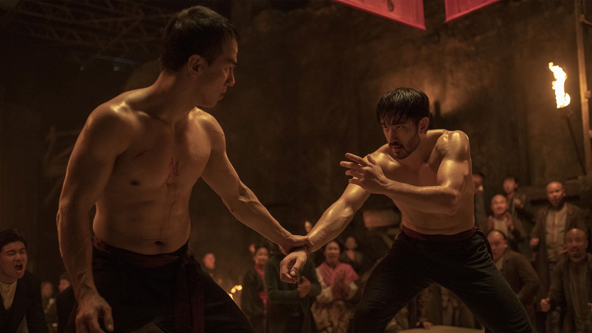 Becoming A Warrior Talking To Actor Andrew Koji Cgm Backlot