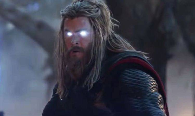 Avenger Endgame 'Fat Thor' EMBARRASSING deleted scene revealed