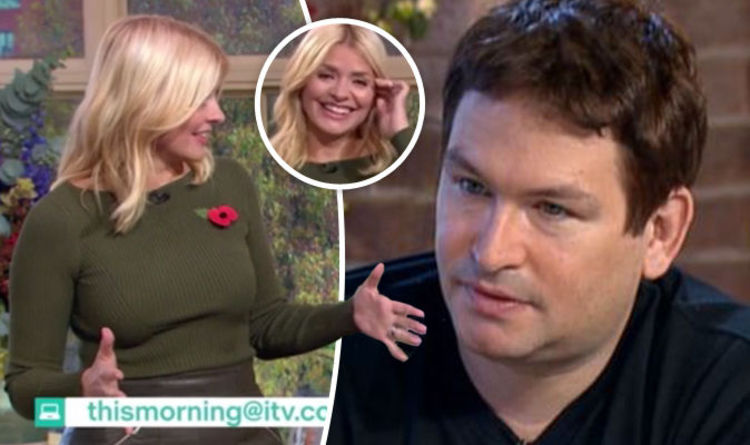 Holly Willoughby giggles over moment she 'declined' chance to ogle world's  biggest penis