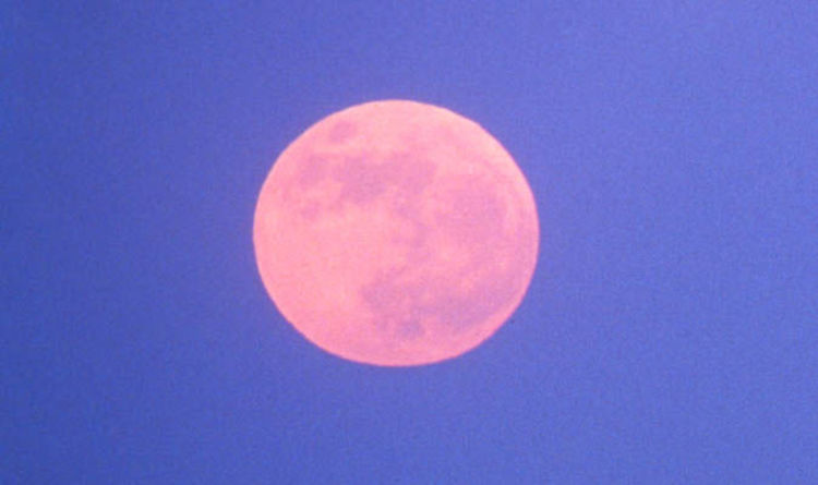 Pink Moon 2018 When Is The In April What Time Will It Rise