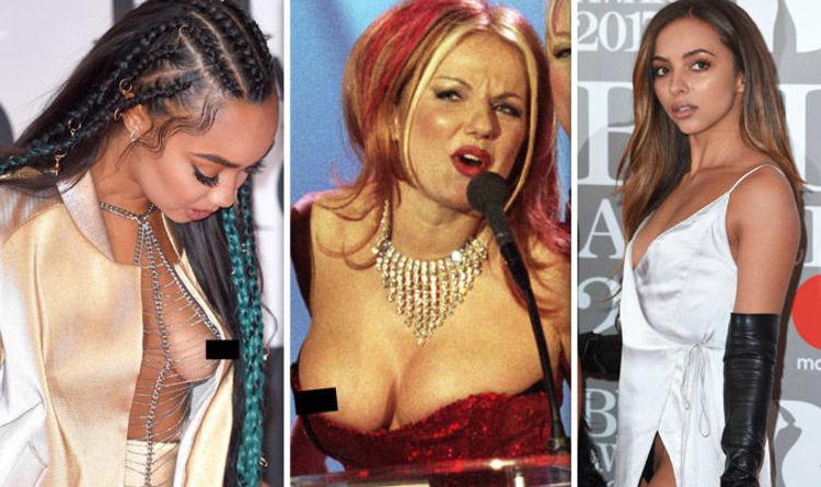 YVETTE: Spice girls boob