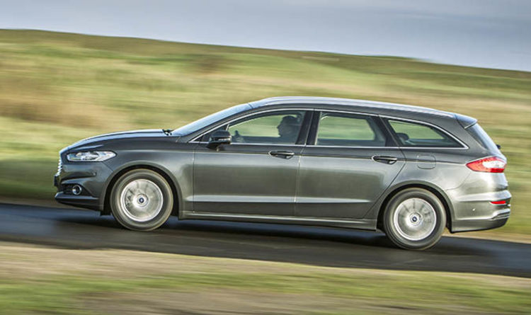 Ford Mondeo Hybrid Estate 2019 Revealed New Low Emissions Car