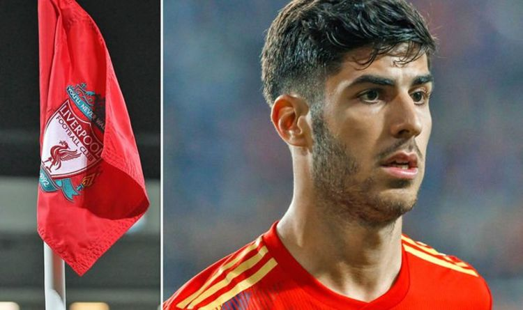 fa70397c181 Liverpool plot Marco Asensio transfer raid - and Real Madrid have ALREADY  made a plan