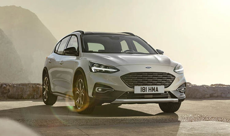 Ford Focus Active  Suv New Car Has Crossover Styling And Practicality Express Co Uk