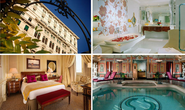 The Hotel Principe Di Savoia Is A Five Star Stay In Heart Of Milan