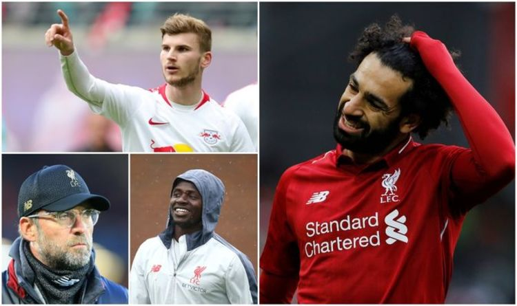 cbc4fde7914 Liverpool news LIVE: Mohamed Salah transfer request, Timo Werner close,  Sadio Mane message