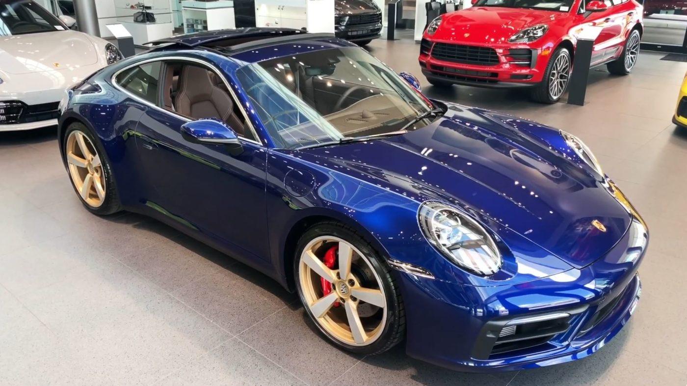 2020 Porsche 911 992 Models Arrive At Porsche West Palm Beach