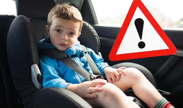 Car seat law - Parents warned over DANGEROUS