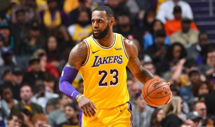 LeBron James  Lakers star says he and Lonzo Ball punished  DISRESPECT  from  Hornets 7d4038eba