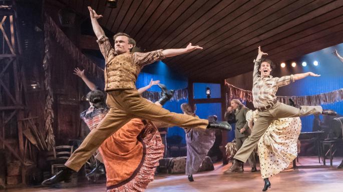Oklahoma! review — rich reworking that probes the ugly