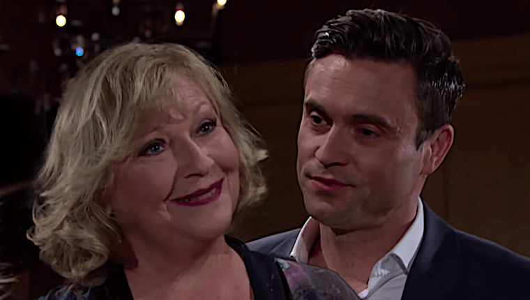 Young And The Restless Spoilers Poll Do Fans Want To See Traci S Real Life Romance With Cane Come True Daily Soap Dish