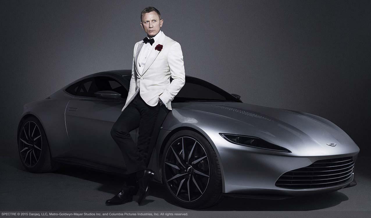 Jame S Bond S Aston Martin Db10 For Sale